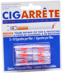 CigArr�te Mini-Filters